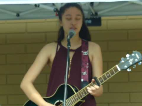 """Tori Kelly""""Dear No One"""" cover by Emily Paquette"""