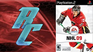 NHL 09 (PS2): Nostalgiakatsaus
