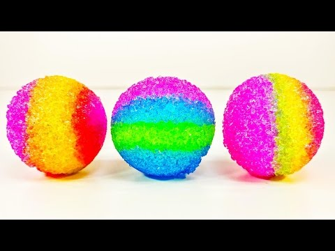 diy:-how-to-make-super-colorful-rainbow-bouncy-balls!-learn-colors-with-this-awesome-kit!