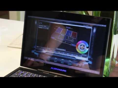 Dell Alienware M14X R2 unboxing & Review