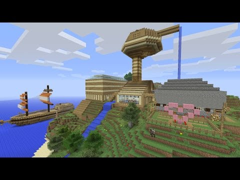 Minecraft: How To Find Stampy's Lovely World On Xbox 360, Xbox One, PS3 and PS4 (OUTDATED)