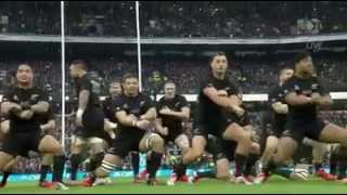 The Hake All Blacks vs England Rugby 11-8-2014 Highlights