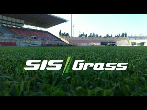 TA'QALI National Stadium in Malta with a new SISGrass hybrid pitch #MFA