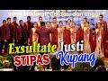 Exsultate Justi - STIPAS Kupang Champion