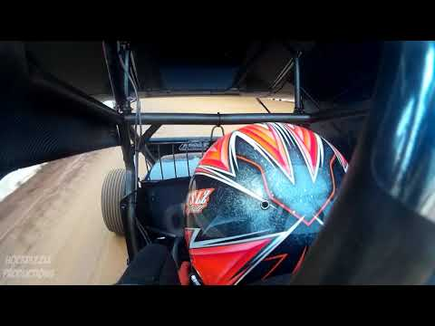 Take a ride with Brock Zearfoss @ Port Royal Speedway 10-14-2017