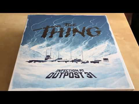 What's Inside My Box: Infection at Outpost 31