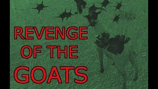 Revenge of the Goats: Arma 3 Zeus ops