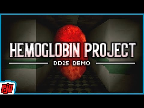 Hemoglobin Project Demo | Indie Horror Game | PC Gameplay Walkthrough