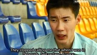 Lee Chong Wei Interview after Beijing Olympic Part 4