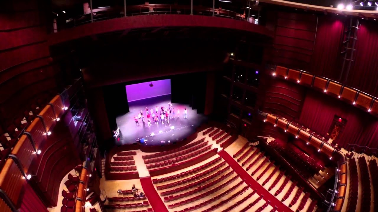 Inside The Carson Center With Emp Youtube