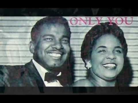 The Platters by Zola Taylor and Paul Robi in ''I MISS YOU ...