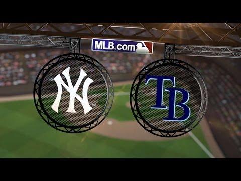 4/17/14: Yankees turn a triple play as CC cruises