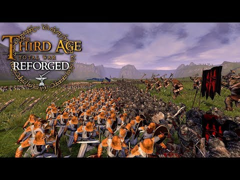 -- A CLOSE CALL -- Third Age: Reforged Patch .96 3v3 Team Battle