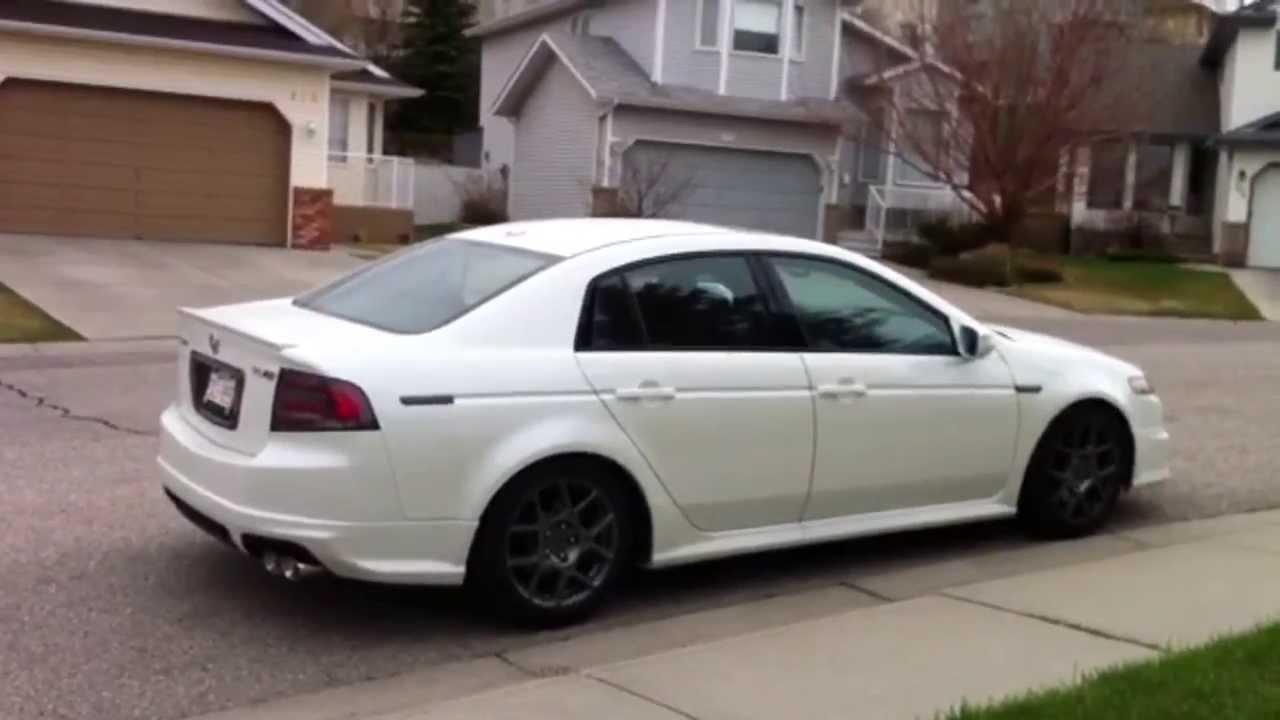 TL w/ XLR8 exhaust. - YouTube Acura Xlr on