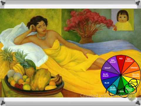 The Color Wheel and Analogous Colors