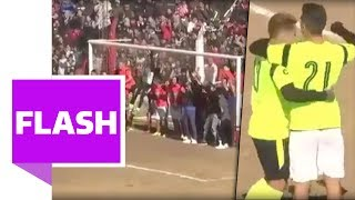 Scharfschütze! Dybala trifft gegen 20-Mann-Mauer