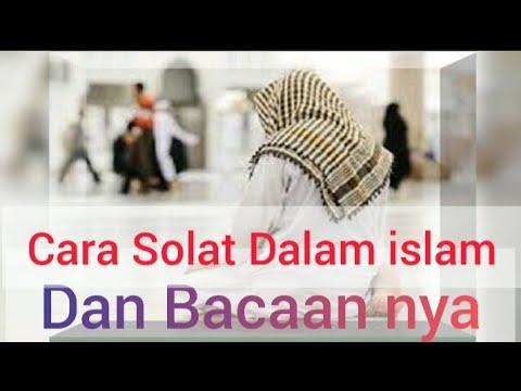 Cara Sholat Dalam Islam Dan Bacaan nya (Salat pag ...