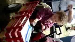 NYRF 2008 - OUTTAKE: Arik Drumming