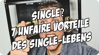 Single? 7 unfaire Vorteile des Single-Lebens! - DOCJESCO.COM