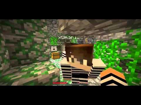 Minecraft Film - A Szökés!