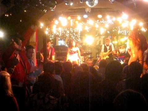 Lloyd and Cast Rhythm of the Night 1.13.12