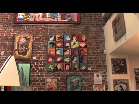 Les J'artdins de Sabila-Galerie d'art Roubaix