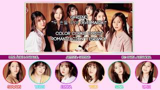 "Video GFRIEND (여자친구) ""두 손을 모아 (Ave Maria)"" [COLOR CODED] [ROM