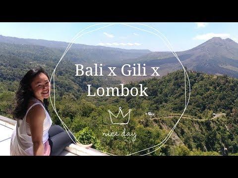 Bali x Gili x Lombok 7D6N 2017