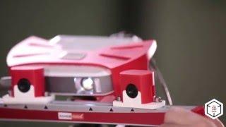 Обзор 3D-сканера RangeVision Smart