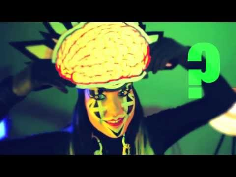 """PSYCHO DELIA """"2 DEGREES OF SEPARATION"""" OFFICIAL VIDEO"""