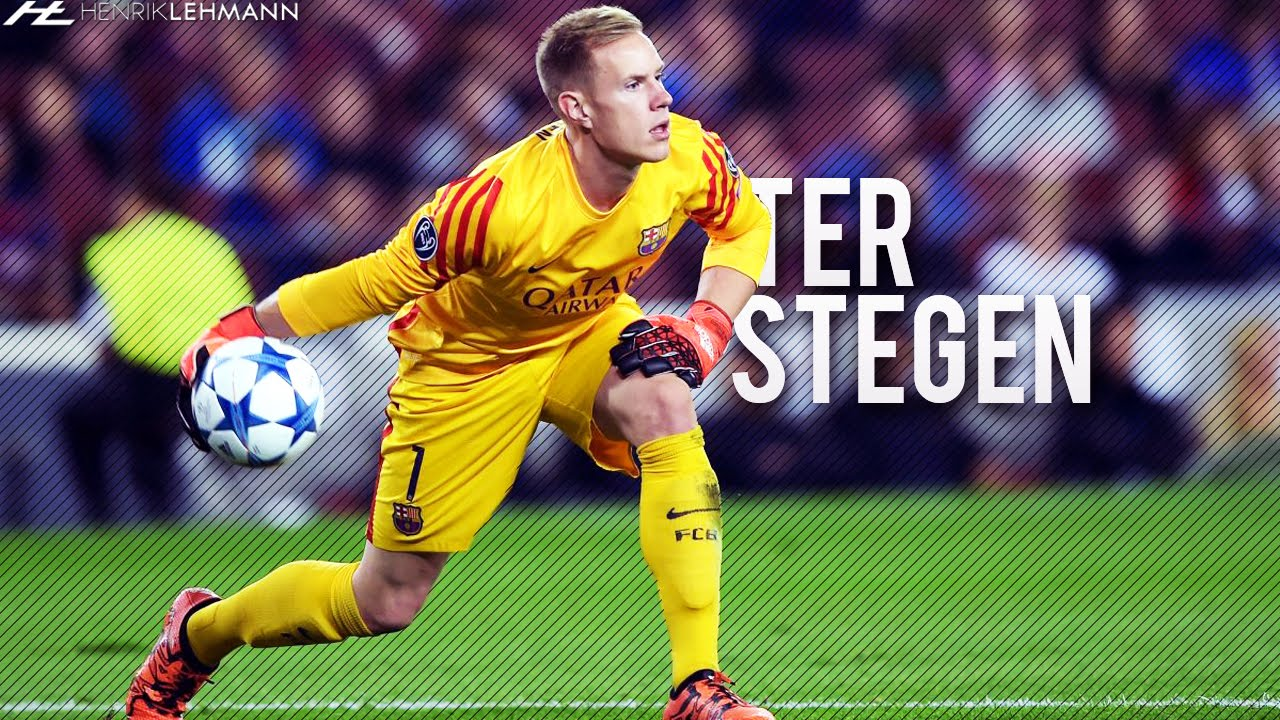 Wallpaper Fc Barcelona 2017 >> Marc-André ter Stegen The Future of FC Barcelona 2016 HD - YouTube