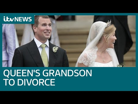 Queen's grandson Peter Phillips and wife Autumn's sadness at marriage split | ITV News
