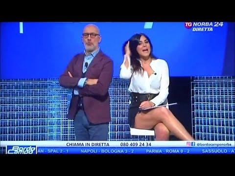 Barbara Francesca Ovieni Hot 30 12 2018 Hd