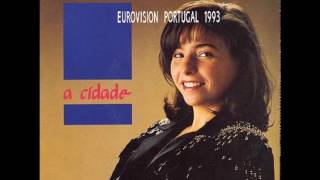 1993 Anabela A Cidade Até Ser Dia