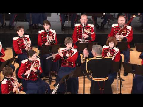 "SOUSA The Liberty Bell - ""The President's Own"" U.S. Marine Band"