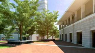 UH West Oahu 3D New Campus Walkthrough