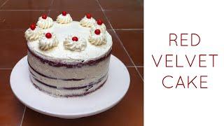 Red Velvet Cake - By Poonam Joshi - Homemade Happiness