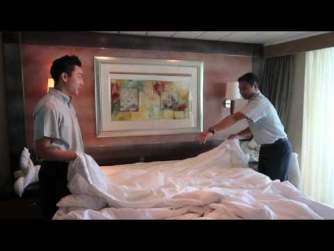 Race With Royce On Royal Caribbean - Episode 1 (Housekeeping)
