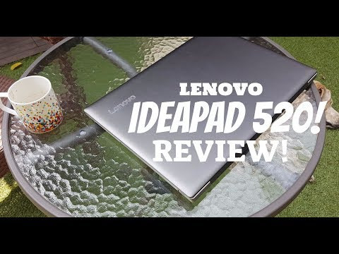 Lenovo Ideapad 520 Review! - Best College Laptop In India Under 60K?