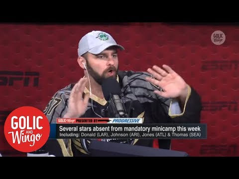 Mike Golic Jr.: Does holding out actually help NFL players? | Golic ...
