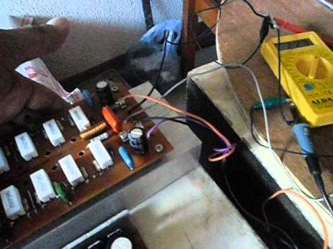 Measuring Unclipped Output of Leach Super Amp