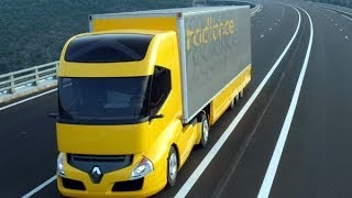 Renault Radiance: the « dream truck » from Renault Trucks
