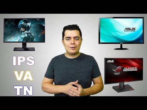 Básico: Tipos de paneles de Monitores ' IPS, VA y TN' - Proto Hw & Tec