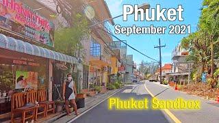 KAMALA BEACH Phuket September 2021 - Phuket Sandbox
