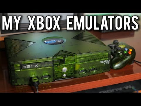 I wrote the Emulators and Homebrew YOU played on the Original Xbox - A Look Back ! | MVG