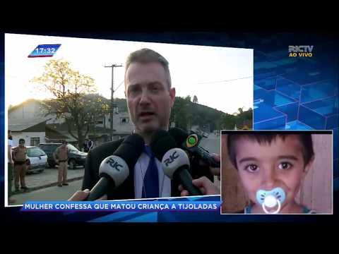 Criança é morta a tijoladas em Almirante Tamandaré