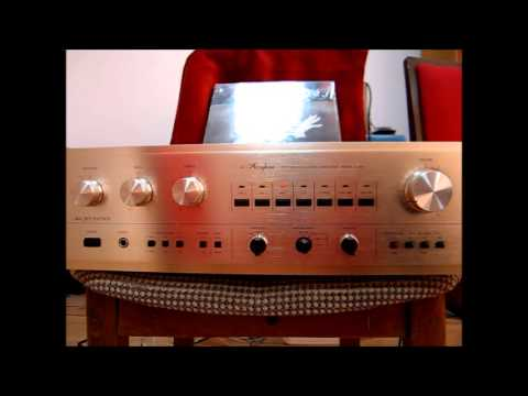 ACCUPHASE E 205 best ever sound