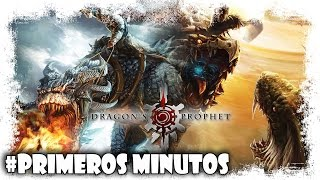 Dragons Prophet Gameplay 2015 | Primeros minutos | MMOrpg Free To Play Action Combat