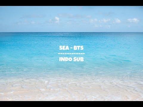 BTS (방탄소년단) – SEA (바다) Hidden Track - Indo Sub