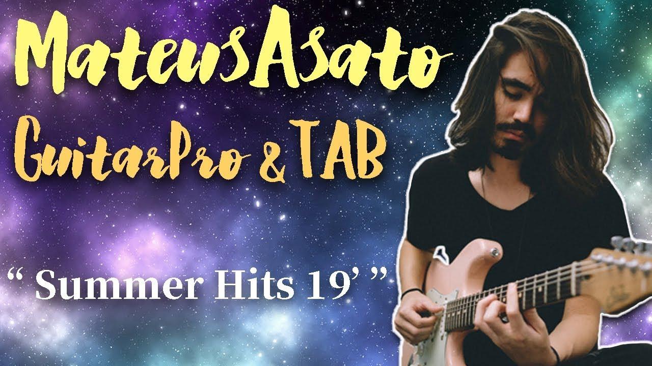 [TAB] Summer Hits 19' - Mateus Asato